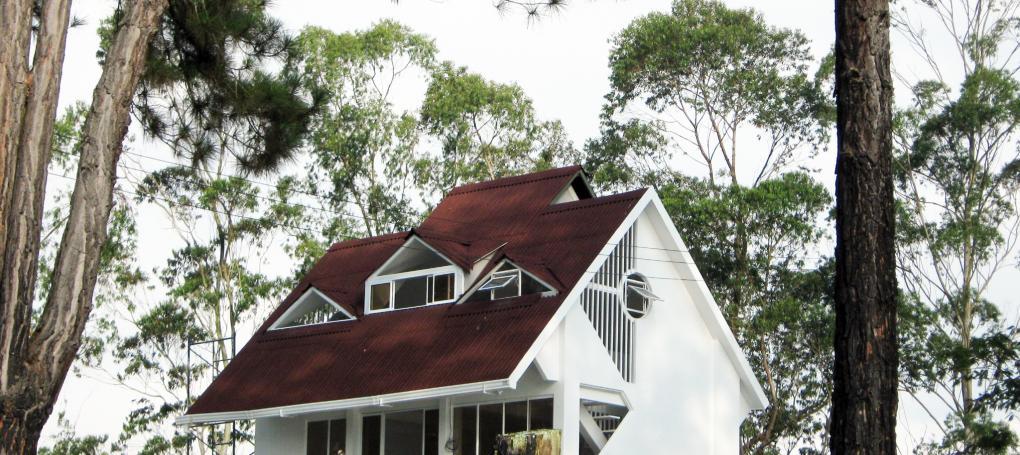 Coperture di edifici residenziali con le soluzioni Onduline