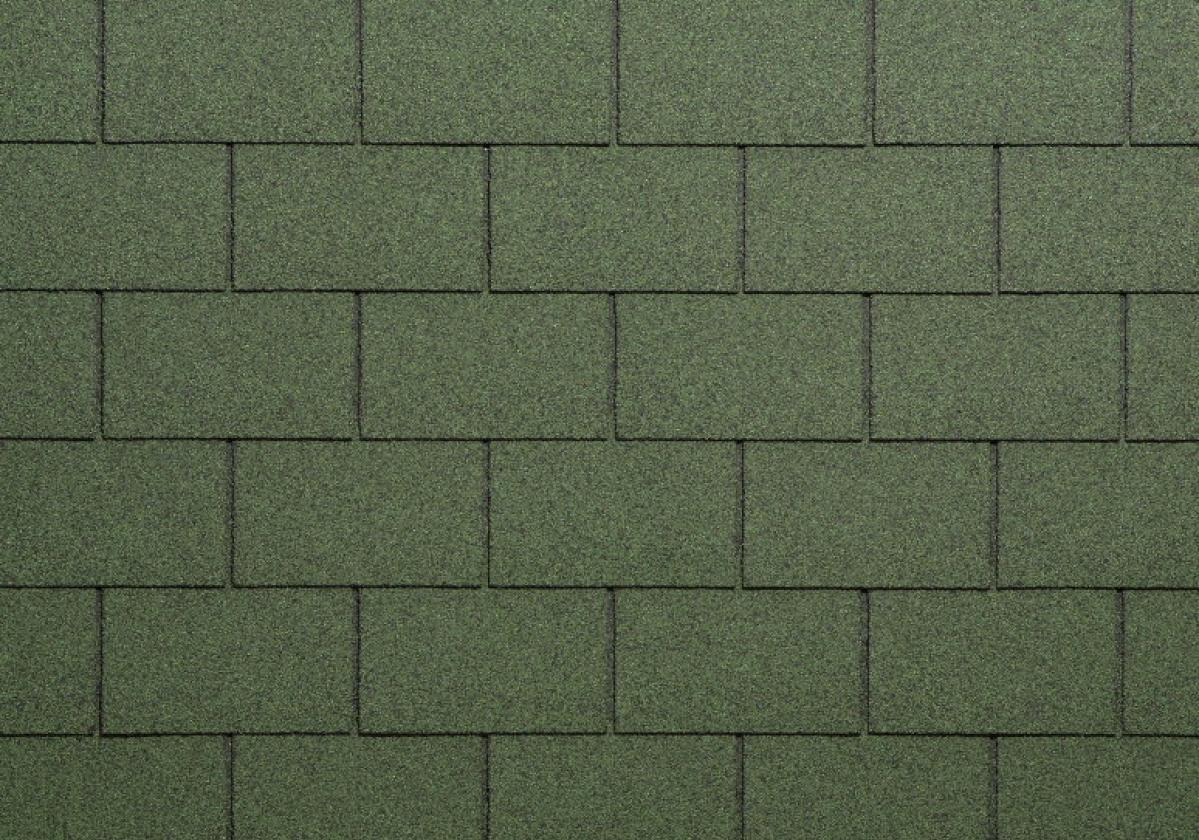 Bardoline Classic rectangular - verde sfumato