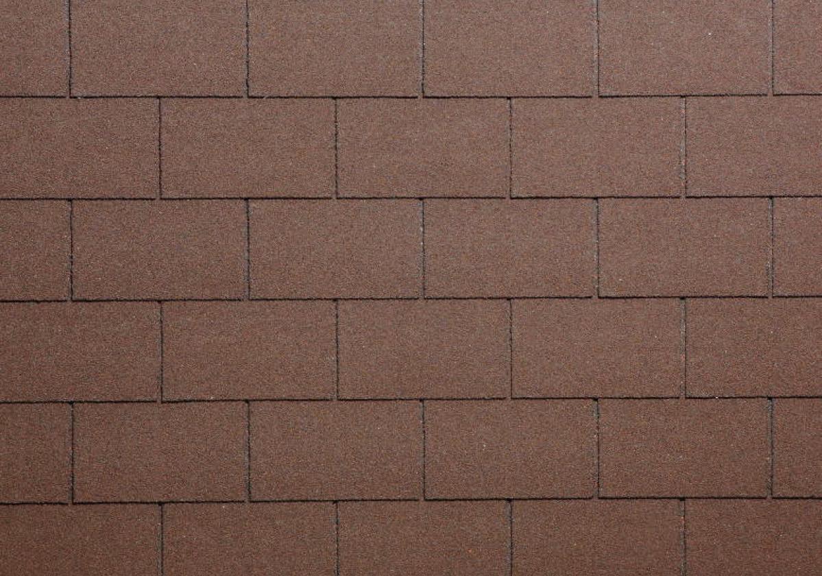 Bardoline Classic rectangular - marrone sfumato