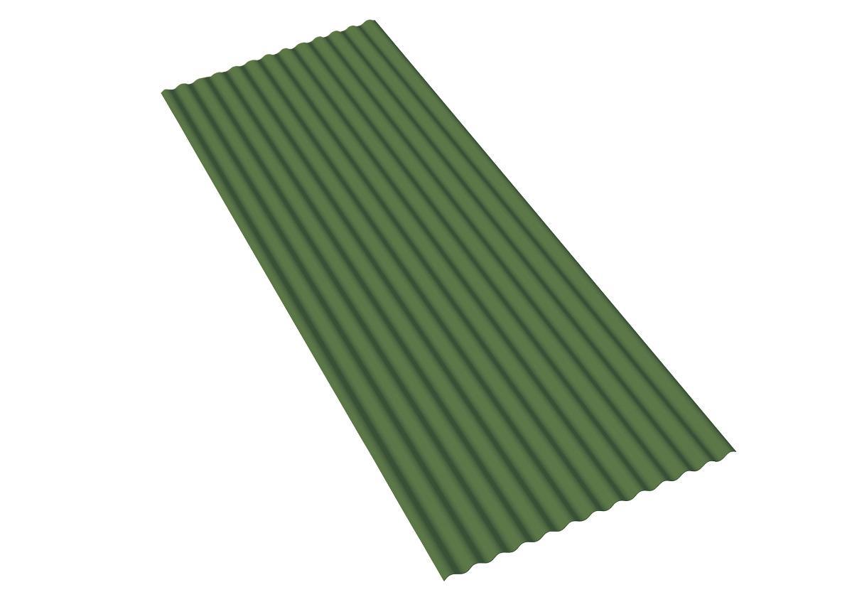 Lastra Onduplast PO verde