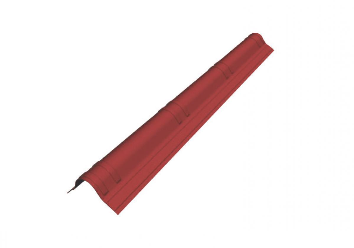Colmo Onduvilla rosso sfumato