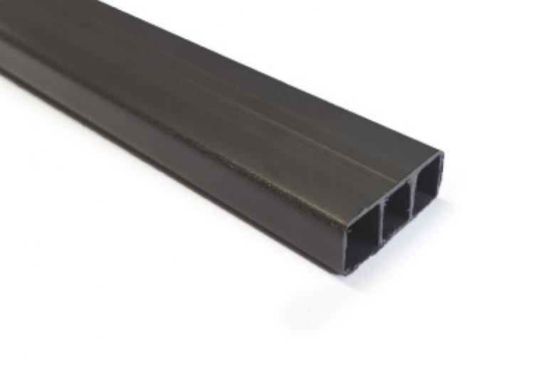 Listello a basso spessore in PVC